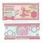 Burundi - Billete 20 Francos 2007 - Nuevo!!!!