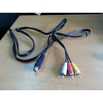 Cable Audio Y Video Para Decodificador Directv L14