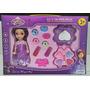 Kit De Maquiagem Princesa Sofia Infantil Disney Brinquedo