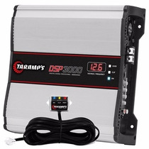 Módulo Amplificador Taramps Dsp3000 1 Canal 3000 Watts 2ohm