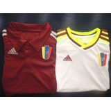 Camiseta Selección Venezuela Vinotinto Para Damas