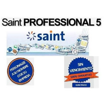 Saint Profesional 5 100% Personalizable Programa Contable