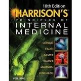 Medicina Interna Harrinson, Farreras, Cecil; Combo En Pdf