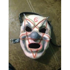 Mascara Clown Slipknot Latex Envio Gratis Mayoreo 20 Piezas