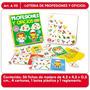 Oferta!!! Loteria De Profesiones Y Oficios Sweet Babies