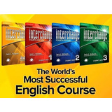 Libros Interchange 4th,3rd Y Toefl De Regalo