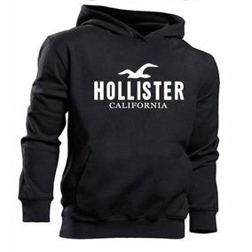 Blusa Moletom Hollister California Canguru O Melhor
