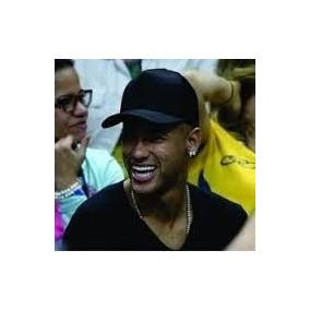 Boné Gorro Tela Telinha Aba Curva Moda Justin Bieber Neymar
