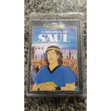 Dvd Bliblia Para Criança-a Historia De Saul