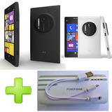 Nokia Lumia 1020 4g Lte 41 Mp Libre Nuevo+ Portatil 20000mah