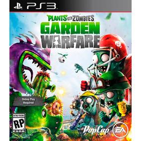 Plants Vs Zombies Garden Digital Ps3in Ps3 Neogamez