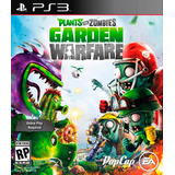 Plants Vs Zombies Garden Digital Ps3in Ps3 Neogamez