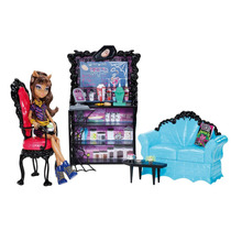 Monster High - Coffin Bean - Clawdeen E Cafeteria