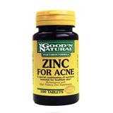 Suplemento Dietario Natural Life Zinc For Acné