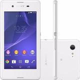 Smartphone Sony D2212 E3 Dual Chip Desbloqueado Android 4.4