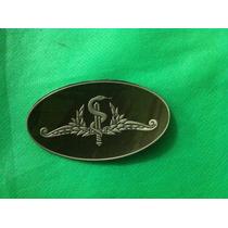Eb5d10 Distintivo Emborrachado Escola De Saúde Do Exército