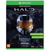 Halo Master Chieff Collection Xbox One Midia Fisica Lacrado