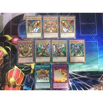 Yugioh Set Deck Exodia The Forbidden One Con Envío Gratis
