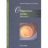 Libro Obligaciones Civiles De Bejarano