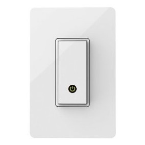 Wemo Luz Interruptor Wi-fi Compatible Con Amazon Eco