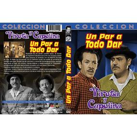 Dvd Mexicano Viruta Y Capulina Un Par A Todo Dar Tampico