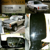 Espejo Chevrolet Grand Blazer 88/98 Nuevo Manual Original