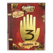 Disney Gravity Falls Journal 3 Diario