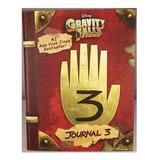 Gravity Falls Diario 3 Libreta Journal Tapa Dura