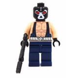 Super Heroes Decool - Bane (batman) - Dc/marvel - Comp Lego