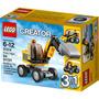 Lego Creator 3 En 1 Pala Mecanica 31014 Palermo Zona Norte