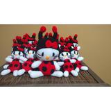 Souvenirs Kitty Vaquita De San Antonio, 12 Und + 1 Grade