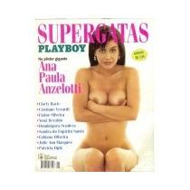 Revista Playboy Super Gatas Poster Ana Paula Anzelotti 01
