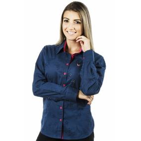 Camisa Feminina Gerry Em Lese - Pimenta Rosada