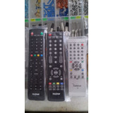 Control Telstar Para Pantallas Originales Smart Tv, Led,lcd