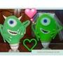 Gorros Para Novios Mike De Monster Inc Combo Por Dos