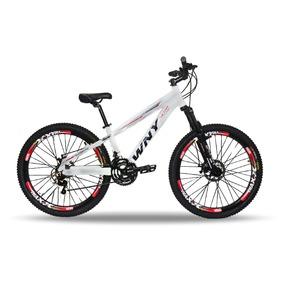 Bicicleta Aro 26 Wny Ultra Freeride Freio A Disco 21 Marchas