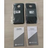 Kit Box Premium Snap Bateria E Projetor Moto Z Play Motorola