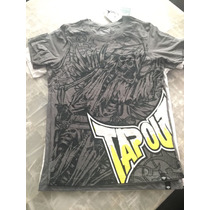 Lote Camisetas Tap Out 100% Algodon.