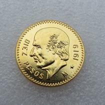 Centenario 10 Pesos De Oro Puro Nuevo