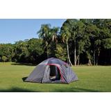 Barraca Camping Montagem Automática Spider 7 Pessoas - Mor