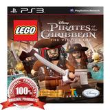 Lego Piratas Del Caribe The Video Game Digital