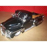Auto Coleccion Escala 1:24 Chevrolet Pick Up 1951 Veala Leer