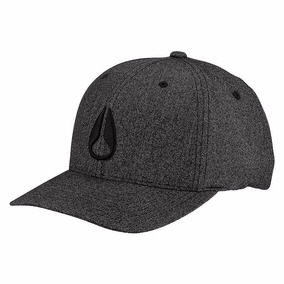 Gorra Nixon C2270-001-24 Deep Down Athletic Fit