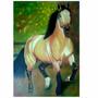 Cavalo, Pintura Óleo Sobre Tela