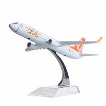 Avião - Boeing 737-800 New - Gol - Em Metal