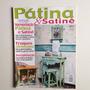 Revista Pátina & Satinê Marmorização Madeira Plástico Gesso