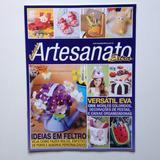 Revista Coleção Artesanato Extra Bolos Enfeites Quadros N°1