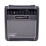 Amplificador Combo P/ Guitarra 15 W. Hiwatt Maxwatt G15