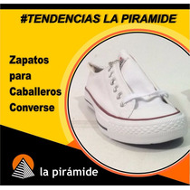 Zapatos Converse Para Caablleros