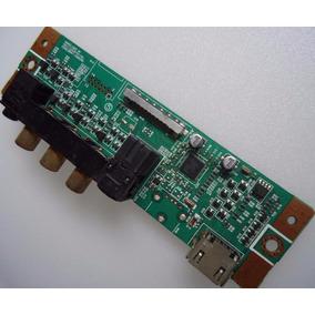 Placa Av Hdmi Samsung Plasma Ln46m81b Ln52m81b Bn41-00824b